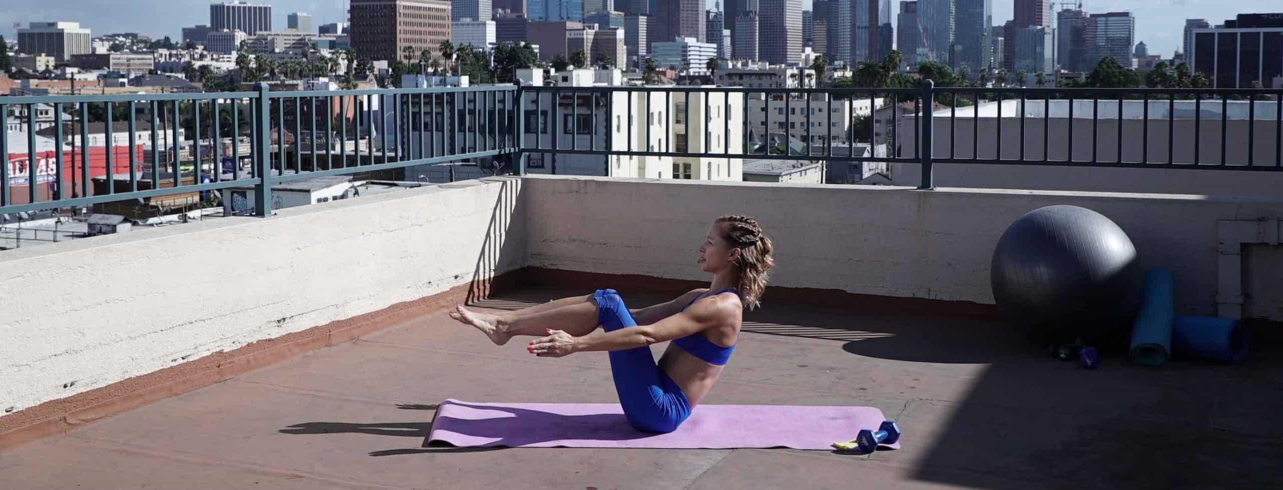 Bauchmuskeltraining während und nach der Schwangerschaft