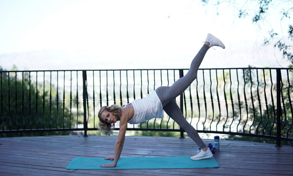 Booty Workout für Schwangere und junge Mamis