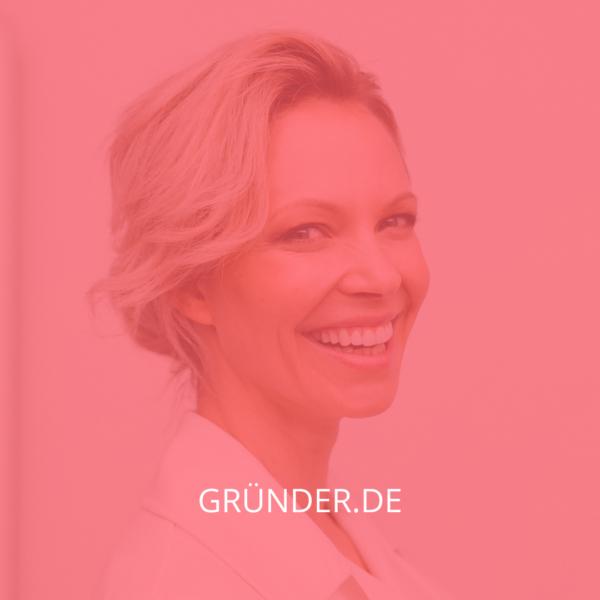 Birte Gland als Unternehmerin und erfolgreiche Business-Frau